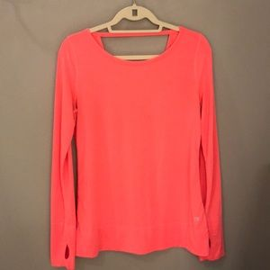 Womens Gapfit Breathe Top